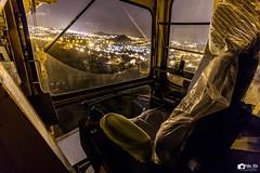 R3G (nixxisphotography) Tags: city light urban color detail metal architecture night pose industrial tour belgium belgique lumiere decor exploration janvier loisirs nuit couleur grue chantier urbex industriel materiel 2016 hauteur longue commande nixphotographybe