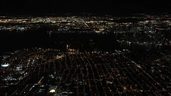 Return to New York (Just_Julien) Tags: nyc newyorkcity skyline video newyorkatnight flyingovernyc flyingintonyc