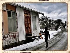 The Ghost... (iEagle2) Tags: sweden ghost streetphotography olympuspen ep2 grundsund swedishwestcoast olympusep2