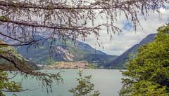 Molveno (***lorenza***) Tags: italy lake green landscape nikon italia pace calma trentino silenzio landscapephotography molveno lagodimolveno lakemolveno d7100 160850mmf3556
