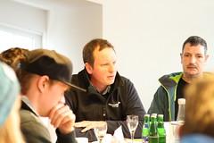Pressegespräch des Snowboard World Cup 2016 in Winterberg
