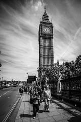 IMG_3687 (lukeguinn) Tags: uk travel england bw london tower fun europe unitedkingdom bigben clocktower westminister