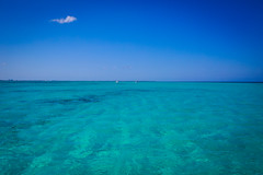 The endless turquoise sea, Cayman Islands (ncs1984) Tags: ocean travel blue sea water america canon landscape island islands turquoise ngc north northamerica caribbean cayman caymanislands americas grandcayman caribbeansea canonef1635mmf28 canonef1635f28 canon6d