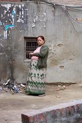 Patan, Nepal (Sharon and Peter Komidar) Tags: nepal window candid patan peoplewatching
