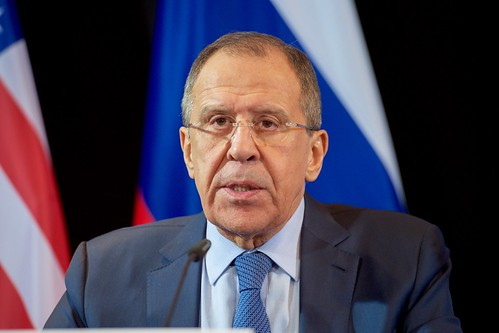 Russian Foreign Minister Lavrov, From FlickrPhotos