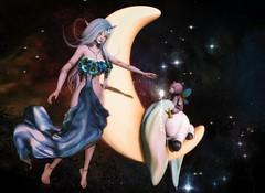 Not the Last (Spirit Eleonara) Tags: life light shadow colour photography doll avatar coco fantasy second minds unicorn devious