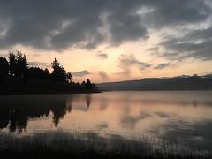 Contrastes del amanecer
