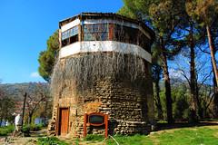 Kp Uuranlar Kulesi / Birgi (photographerofearth) Tags: tower nature outdoor historical kule demi birgi bizansdnemi 1200d tarihikule kpuuranlarkulesi byzantinperiod