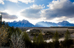 Snake River Overlook (jamescaldwell1) Tags: autumn trees sky mountains fall nature clouds river october grand snakeriver wyoming wilderness tetons 2014 grandtetonnationalpark snakeriveroverlook wwwoutsideshotfineartphotoscom