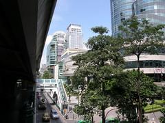 RATCHAPRASONG BANGKOK THAILAND OCTOBER 2009 (minicooperdownunder) Tags: thailand bangkok ratchaprasong