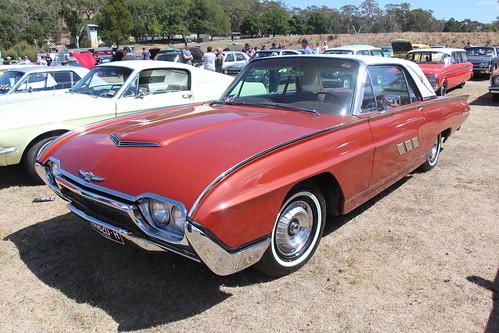 1963 Ford Thunderbird Landau Hardtop