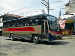 Davao Metro Shuttle 505 (Monkey D. Luffy 2) Tags: bus daewoo society davao philippine cityliner bf106 philbes enrhusiasts