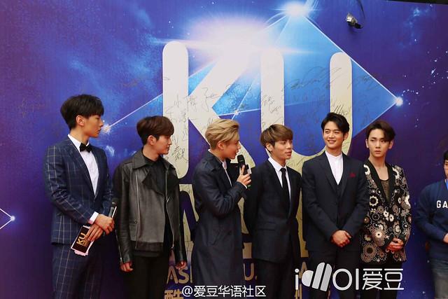 160329 SHINee @ 2016 KU Asia Music Awards' 25588823134_e250b8c585_z