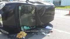 Incidente in via Hochberg a Bastia Umbra (22) (Gruppo Editoriale UmbriaJournal) Tags: bastia incidente