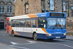 Stagecoach Fife 34736 SV55BZM (Will Swain) Tags: county uk travel bus buses station march scotland fife britain country north transport 4th scottish east vehicles vehicle stagecoach kirkcaldy 2016 34736 sv55bzm