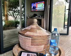 Breakfast Basket (RobW_) Tags: africa breakfast march basket estate wine south saturday jordan western cape stellenbosch 2016 05mar2016