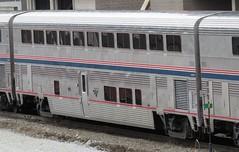 Amtrak 32082 Superliner II Sleeper (zargoman) Tags: railroad travel train rail amtrak transportation transit pullman passenger bombardier superliner seatttle