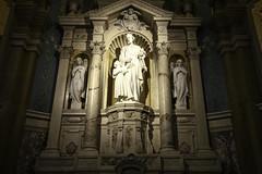 Hail Great Saint Joseph (Lawrence OP) Tags: sculpture statue joseph basilica stjoseph angels marble lackawanna jesuschrist ourladyofvictory
