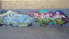Aeon & Sage... (colourourcity) Tags: streetart graffiti fly awesome melbourne sage sdm flies burner joiner aeon msa melbournestreetart streetartmelbourne streetartaustralia burncity colourourcity colourourcityoz colourourcitymelbourne