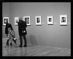 Irving Penn at DMA (nolagrlintexas) Tags: people bw art museum dallasmuseumofart olympus dma artexhibit irvingpenn oly25mm olympusomdem10