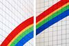 """""""Mi eternidad me vengará de ellos"""" L. Rosales (Herminio.) Tags: building berlin arcoiris architecture rainbow arquitectura geometry edificio minimal alemania lichtenberg edifici geometria berlín geometría arcdesantmartí alemanya"""