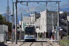 Alsthom TFS #2025 TAG Grenoble (3x105Na) Tags: france grenoble frankreich tag tram strassenbahn tramwaj 2025 tfs francja alsthom