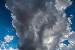 April 25 2016 Storms (Dan's Storm Photos & Photography) Tags: sky cloud sun storm nature weather hail clouds skyscape landscape landscapes rainbow thunderstorm rainbows skyscapes storms crepuscularrays anvil crepuscular thunderstorms cumulonimbus updraft anvils rainshaft updrafts hailshaft