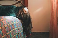 aprile, dolce dormire (Giulia Pulia) Tags: love canon vintage spring bed alone sleep bored faded april colourful aprile dormire letto tumblr vsco vscocam