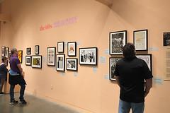 Contemporary Jewish Museum - Bill Graham Rock Roll Revolution 60s (raluistro) Tags: sanfrancisco people art jewish yerbabuena billgraham contemporaryjewishmuseum
