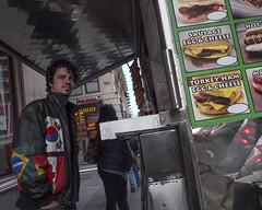 15th Street, 2016 (Alan Barr) Tags: street people food color philadelphia lumix candid streetphotography panasonic sp streetphoto 2016 gx8