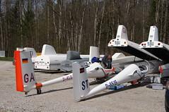 Doppelpack (Roland Henz) Tags: fliegen fhn 2016 segelfliegen segelflug unterwssen dassu fhnfliegen 03042016