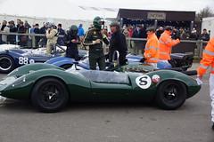 Lotus-Ford 30 1964, Bruce McLaren Trophy, 74th Members' Meeting (f1jherbert) Tags: sony meeting motor alpha circuit goodwood 65 members 74th a65