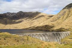 Cruachan Reservoir (Graham Cameron Himself) Tags: mountain industry landscape scotland unitedkingdom dam engineering infrastructure inlandlake bencruachan scottishloch