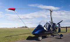 G-CIDF MTO Sport, Scone (wwshack) Tags: scotland scone gyro perthairport gyrocopter egpt mto mtosport sconeairport gcidf albaairsports