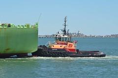 Justice (jelpics) Tags: ocean sea boston port harbor boat justice ship massachusetts vessel tug bostonma tanker tugboats lng bostonharbor merchantship lngtanker commercialship bwsuezeverett bwgdfsuezeverett