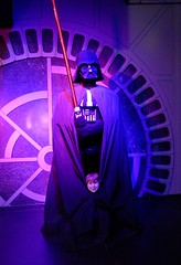 The Force is strong with you! (Shamus O'Reilly) Tags: statue jack fun toy starwars funny child lego surreal windsor darthvader legoland