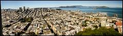 View from Coit Tower (BM-Licht) Tags: sf sanfrancisco california city usa west bay coast nikon unitedstates goldengate stadt bayarea amerika westcoast kalifornien westkste vereinigtestaaten d7000 vereinigtesttatenvonamerika