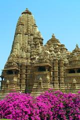 India - Madhya Pradesh - Khajuraho - Khajuraho Group Of Monuments - Kandariya Mahadeva Temple - 214 (asienman) Tags: india khajuraho madhyapradesh khajurahogroupofmonuments asienmanphotography