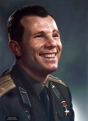 Colorized by me: 55 Years Ago, Yuri Gagarin became the first human in space. [2388x3270] #HistoryPorn #history #retro http://ift.tt/1S85KCv (Histolines) Tags: history me by space first retro human colorized yuri timeline ago years 55 gagarin became vinatage historyporn histolines 2388x3270 httpifttt1s85kcv