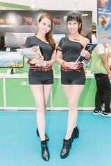 2016  (wongwt) Tags: portrait beauty model taiwan showgirl acer taipei tw taipeicity xinyidistrict taipeiworldtradecenter sonya7ii 2016springcomputerexhibition