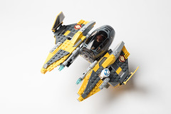 Lego_starwars_5607 (kyl080) Tags: star starwars mod lego space r2d2 anakin wars skywalker moc starfighter 7256 7669