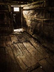 a place - 0867 (liam.jon_d) Tags: table desk timber interior rustic australian victorian australia roadtrip victoria hut alpine wallace vic shelter alp ontheroad bucolic snowymountains alpinenationalpark greatdivide greatdividingrange wallaceshut australianalps billdoyle australianheritage timberfloor slabfloor tripdec14jan15 timberslab