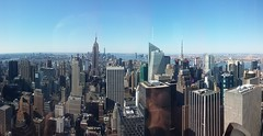 Picture from Top of the Rock (HIGDON FAMILY) Tags: new york city nyc newyork rock center 30rock rockafeller rockafellercenter 2016