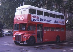 NMY649E (21c101) Tags: london 1974 bea 1967 routemaster parkroyal londontransport aec ruislip 8256 r2rh nmy649e