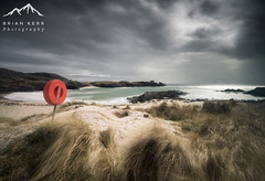 Clachtoll Bay - Windswept (.Brian Kerr Photography.) Tags: longexposure sea seascape beach clouds scotland highlands grasses sutherland visitscotland briankerrphotography sonyuk clachtollbay a7rii