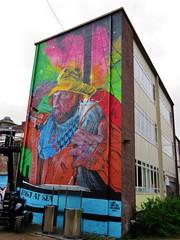 Klaas Van der Linden / Baudelohof - 25 apr 2016 (Ferdinand 'Ferre' Feys) Tags: streetart graffiti belgium belgique belgi urbanart graff ghent gent gand graffitiart artdelarue urbanarte klaasvanderlinden