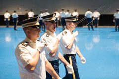 Sword and Saber Training April 25, 2016 (3d U.S. Infantry Regiment (The Old Guard)) Tags: old infantry hall us 3d guard regiment the conmy