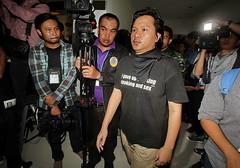 แถลงข่าวจับกุมทีมงานเพจเรารักพล.อ.ประยุทธ์