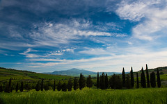 Tuscan Sky (jfusion61) Tags: sky italy mountains clouds landscape spring nikon tuscany siena 2470mm monticchiello d810