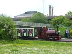 P1050751 (Hampton & Kempton Waterworks Railway.) Tags: loop devon galaday 2015 darent